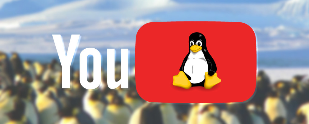 YouTube and Linux