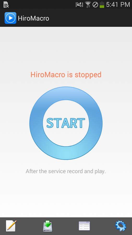 HiroMacro-Auto-Touch-Macro