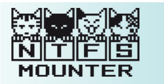 NTFS-Mounter-app