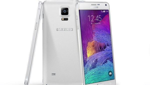 Korean Samsung Galaxy Note 4