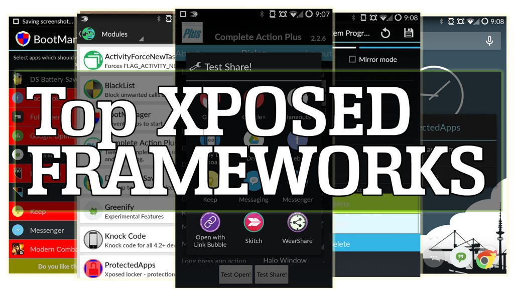 Top-Exposed-Frameworks