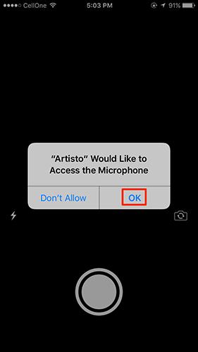 artisto-microphone