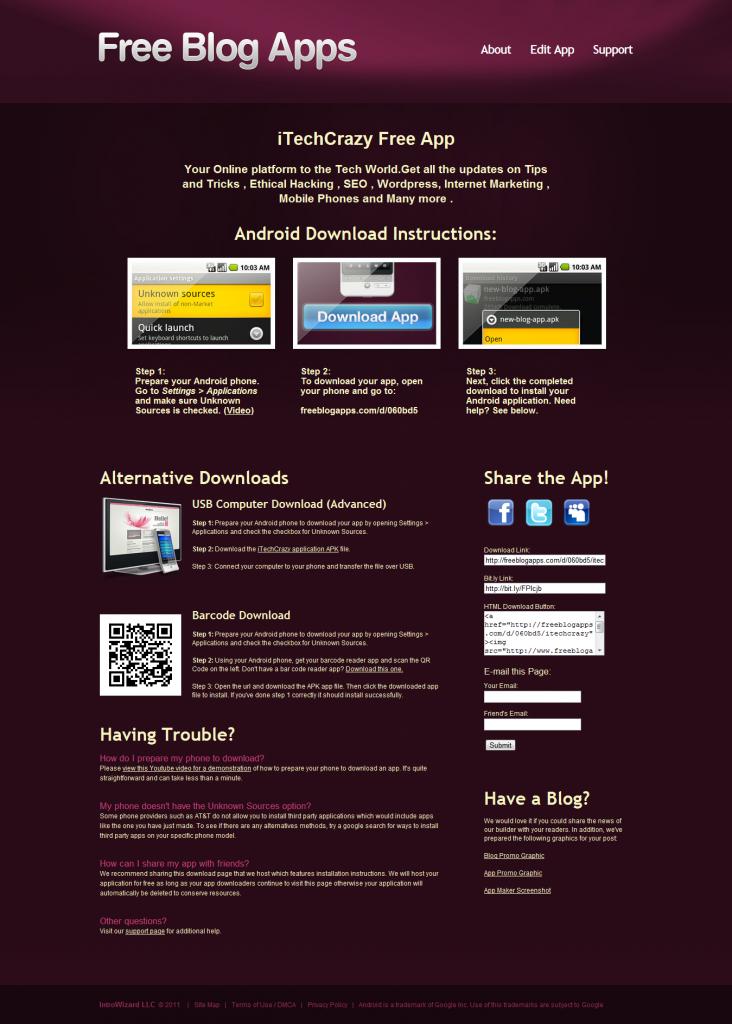iTechCrazy-App-Free-Download