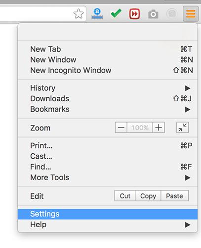 change-homepage-settings