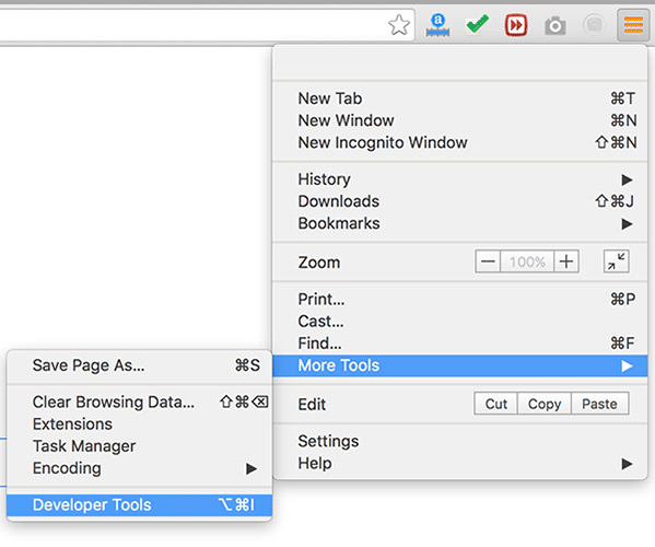 Change User Agent In Various Browsers On Mac | ConsumingTech