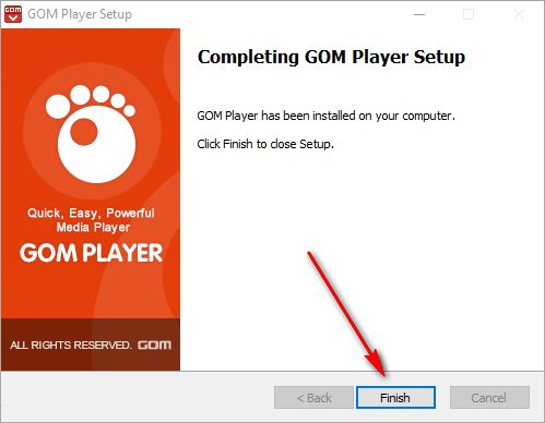 completing-gom-player-setup