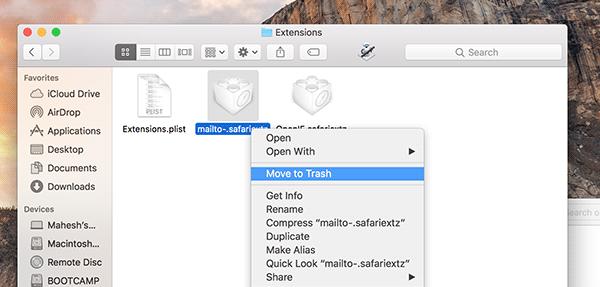 delete-safari-extension