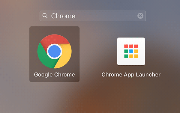 launch-chrome