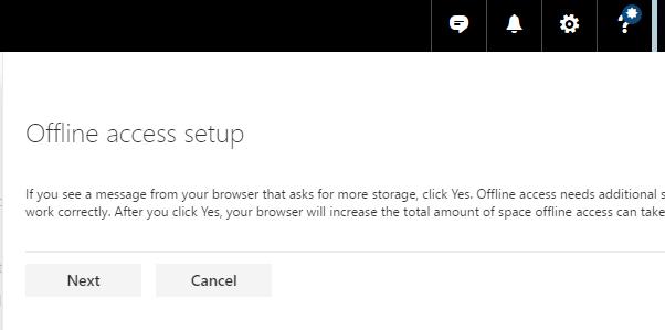 offline-access-setup-next