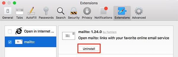 uninstall-extension-safari