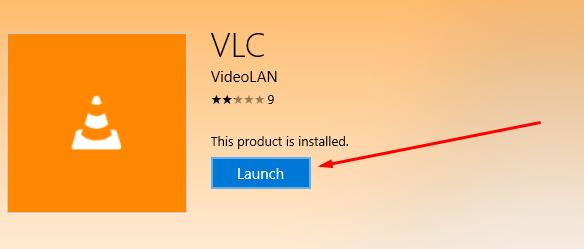 vlc-launch