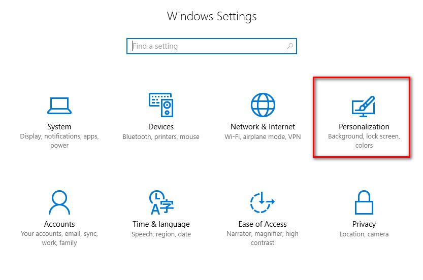 windows-settings-personalization
