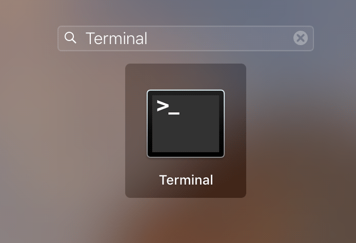 enable-library-mac-terminal