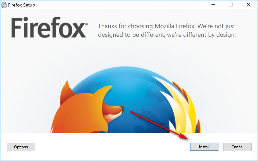 firefox-install
