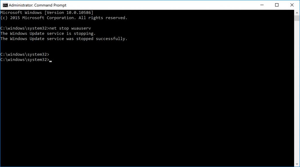net-stop-command