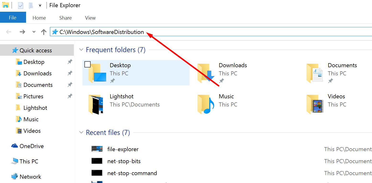 Fix Windows Updates Stuck Downloading Updates In Windows ...