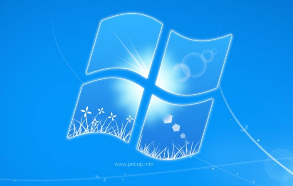 Windows 10 homescreen