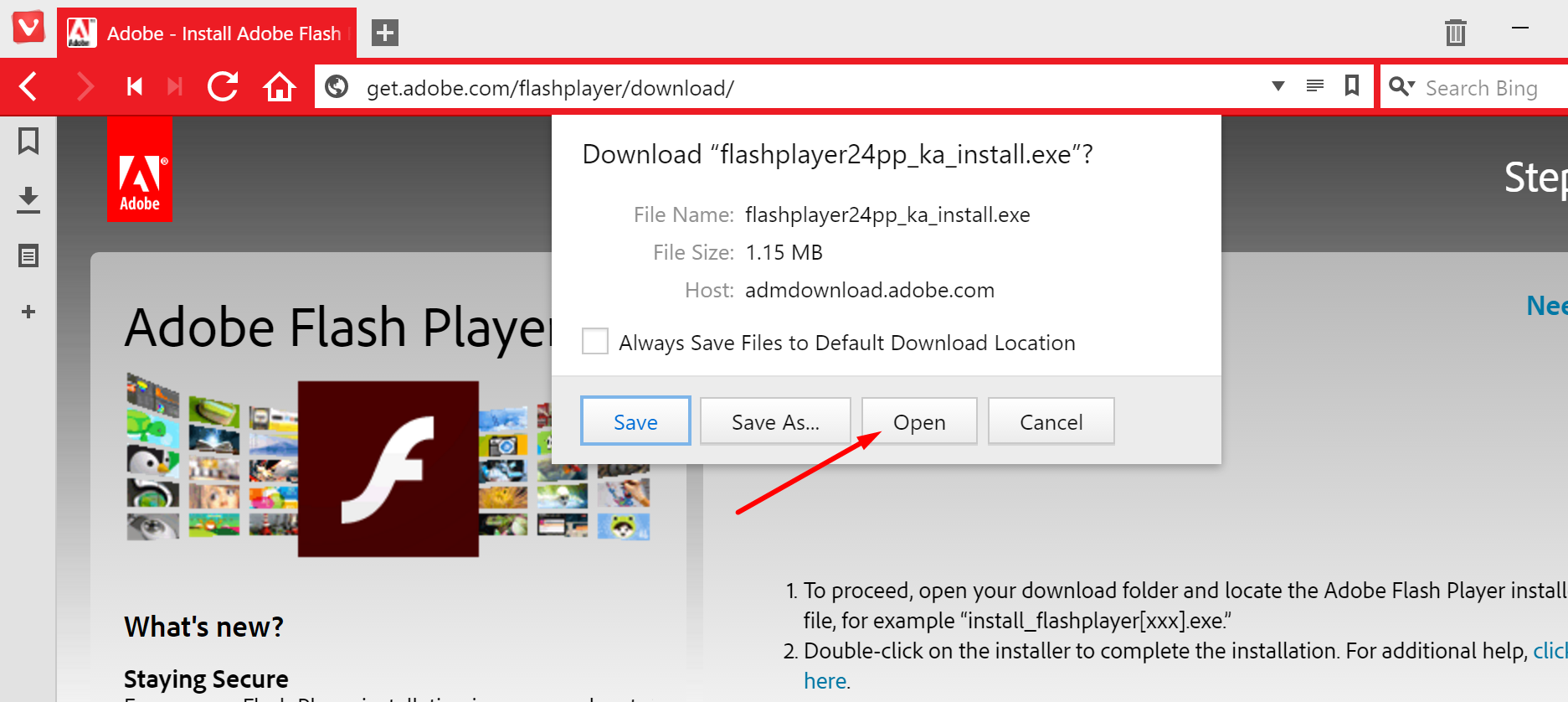 flashplayer18pp da install.exe