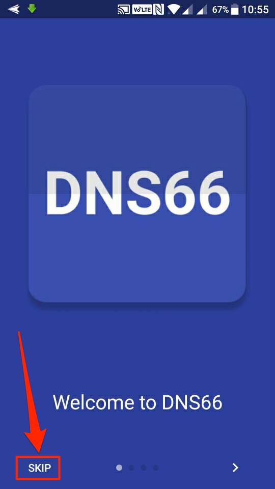 Download DNS66 App For Android | ConsumingTech