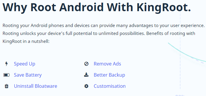 Why root Android with KingRoot