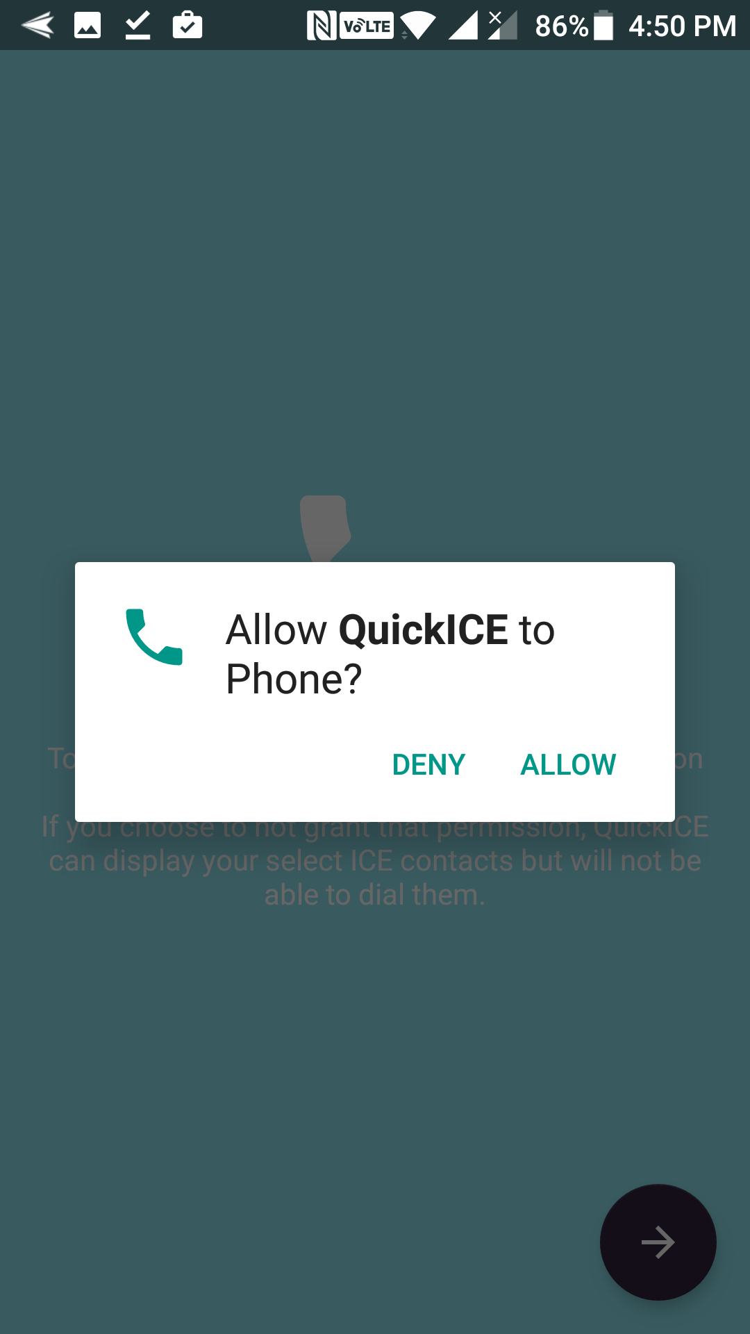 quickice-allow