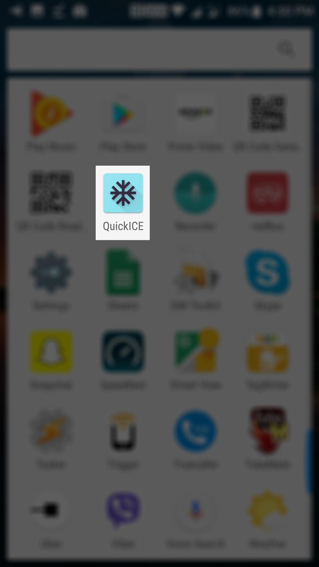 quickice-open