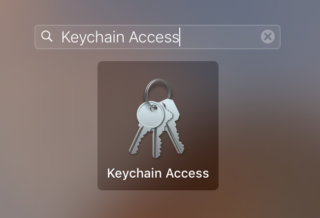 wifi-password-keychain-access