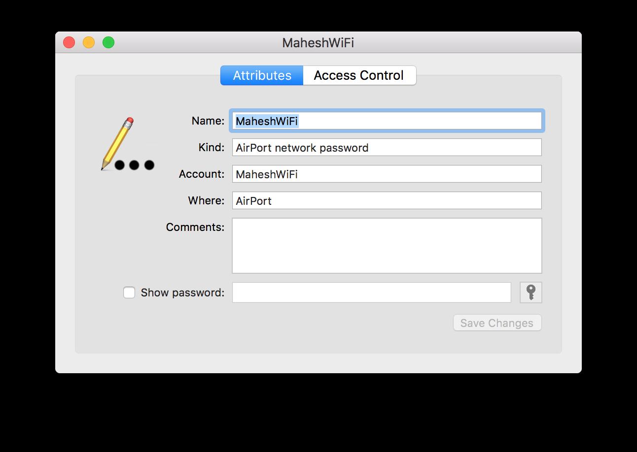 wifi-password-show