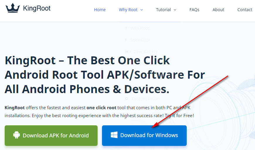 root android 7.0 apk download