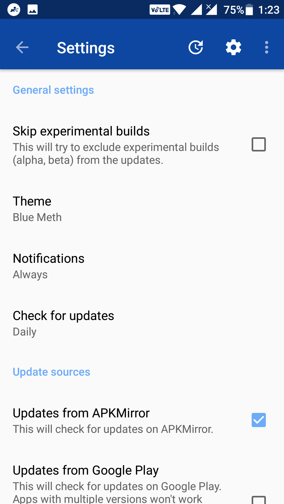 Get Updates for Sideloaded Apps on Android | ConsumingTech
