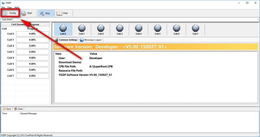 How to Install CPB Firmware Using YGDP Tool | ConsumingTech