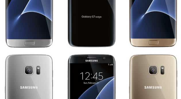 Hard Reset Samsung SM-G935F Galaxy S7 Edge | ConsumingTech