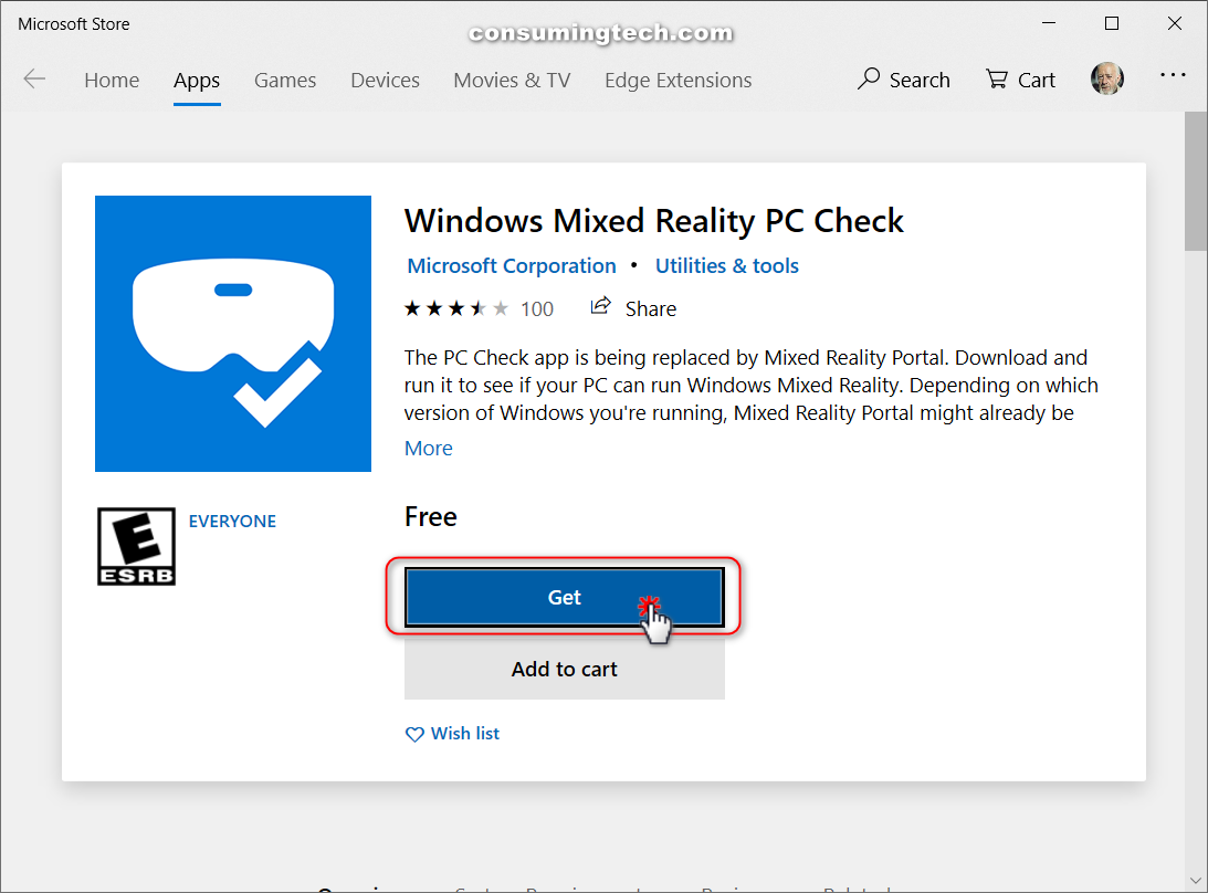 How to Run PC Compatibility Check for Windows Mixed Reality